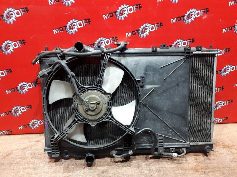 Радиатор двигателя Mitsubishi Lancer CK2A 4G15 1995 (б/у)