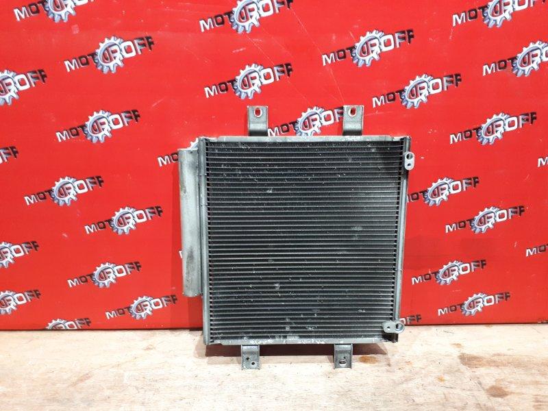 Радиатор кондиционера Toyota Passo KGC30 1KR-FE 2010 (б/у)