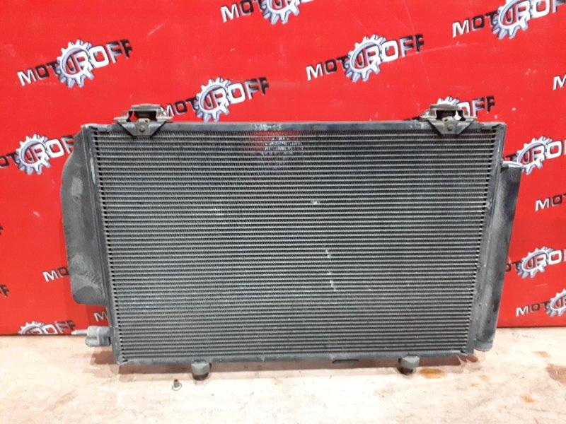 Радиатор кондиционера Toyota Probox NCP51V 1NZ-FE 2002 (б/у)