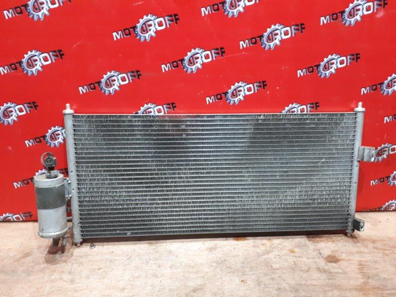 Радиатор кондиционера Nissan Sunny FB15 QG15DE 1998 (б/у)