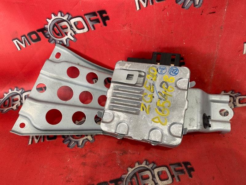 Блок управления рулевой рейкой Toyota Wish ZGE20W 2ZR-FAE 2009 (б/у)