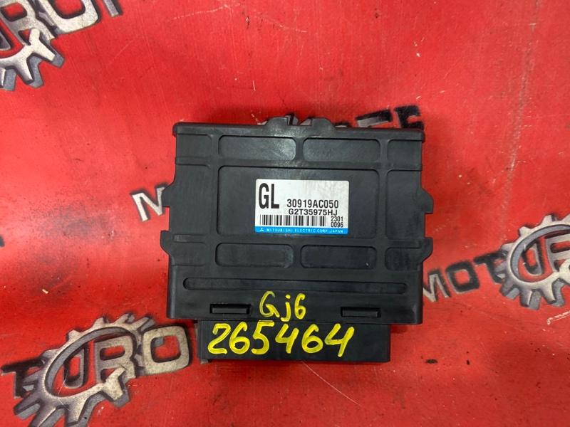 Компьютер (блок управления) Subaru Impreza GJ6 FB20 2011 (б/у)