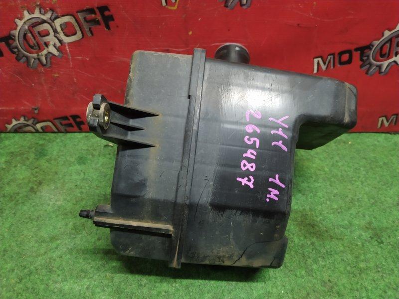 Резонатор воздушного фильтра Nissan Wingroad WFY11 QG15DE 1999 (б/у)