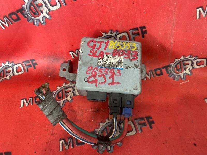Блок управления рулевой рейкой Honda Airwave GJ1 L15A 2005 (б/у)