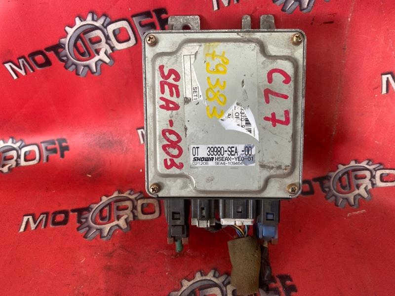 Блок управления рулевой рейкой Honda Accord CL7 K20A 2003 (б/у)