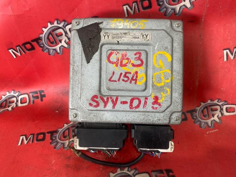 Блок управления рулевой рейкой Honda Freed GB3 L15A 2008 (б/у)