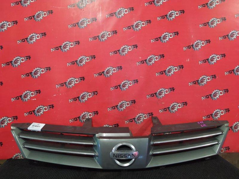 Решетка радиатора Nissan Wingroad JY12 HR15DE 2005 (б/у)