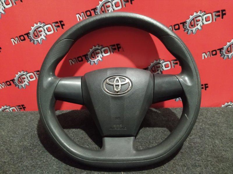 Руль Toyota Wish ZGE20W 2ZR-FAE 2009 (б/у)