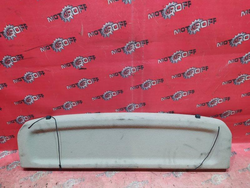 Полка (шторка багажника) Nissan Tiida C11 HR15DE 2004 задняя (б/у)