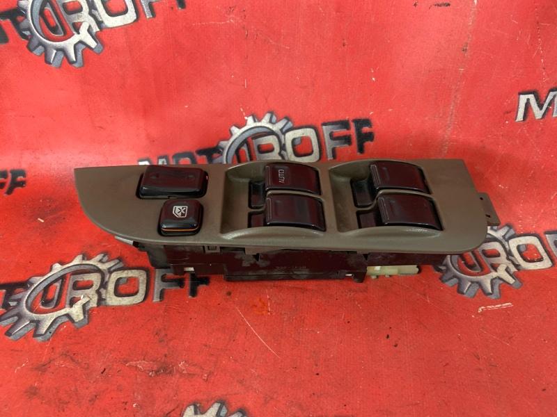 Блок управления стеклоподъемниками Toyota Sprinter AE110 5A-FE 1995 правый (б/у)