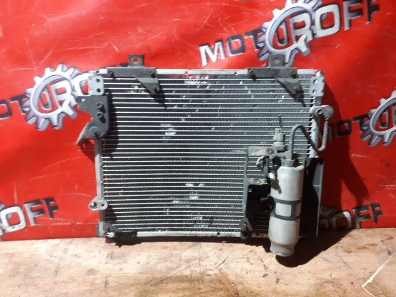 Радиатор кондиционера Isuzu Elf NKR69 4JG2 1993 (б/у)