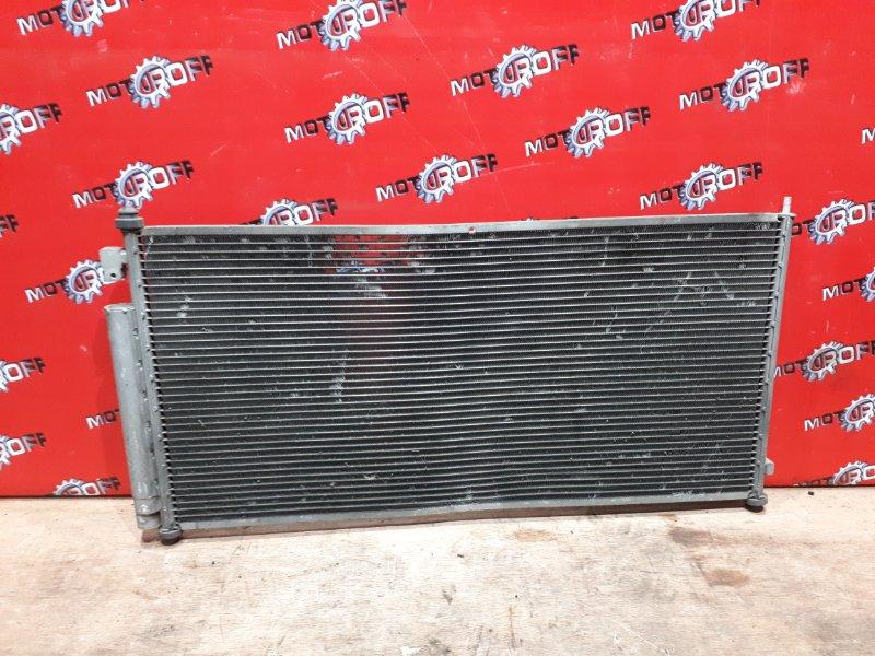 Радиатор кондиционера Honda Airwave GJ1 L15A 2005 (б/у)