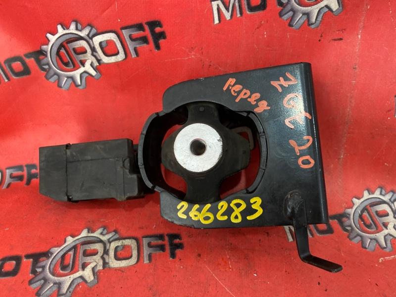 Подушка двигателя Toyota Wish ZGE20W 2ZR-FAE 2009 передняя (б/у)