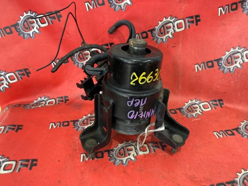 Подушка двигателя Toyota Alphard MNH10W 1MZ-FE 2002 передняя (б/у)