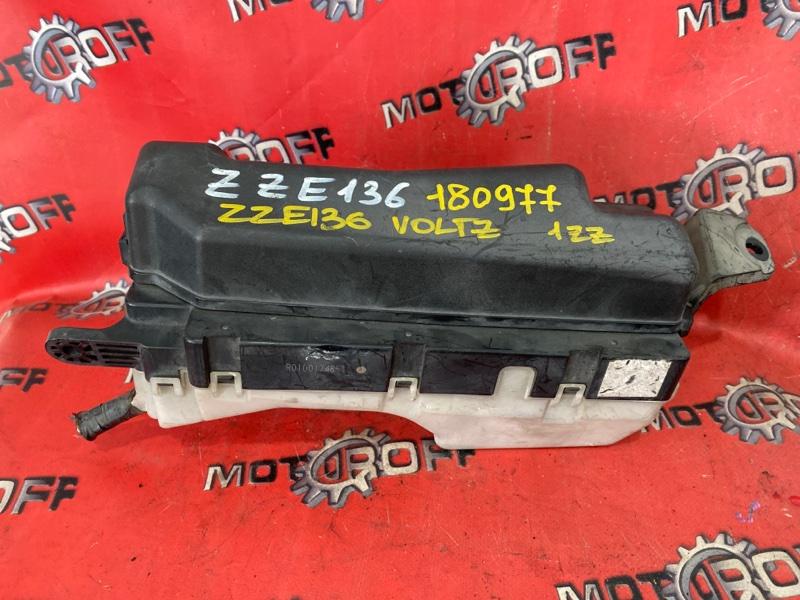 Блок реле и предохранителей Toyota Voltz ZZE136 1ZZ-FE 2002 (б/у)