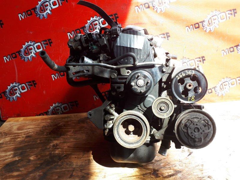 Двигатель Mazda Bongo SK82M F8 1999 (б/у)