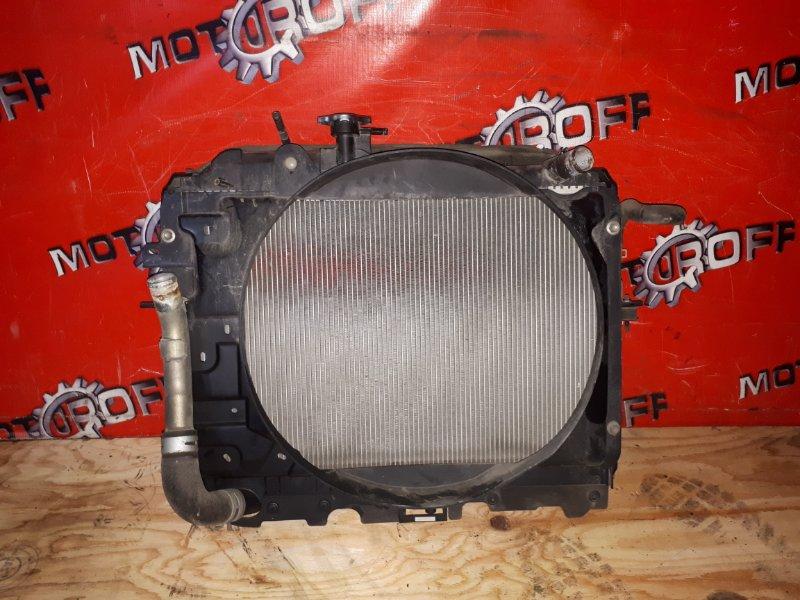 Радиатор двигателя Mazda Bongo SKP2V L8 1999 (б/у)