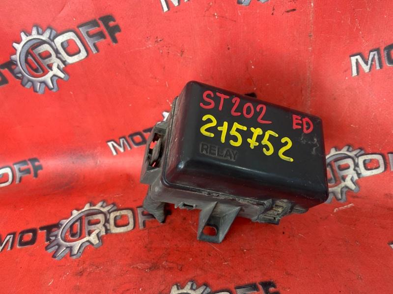 Блок реле и предохранителей Toyota Celica ST202 3S-FE 1993 (б/у)