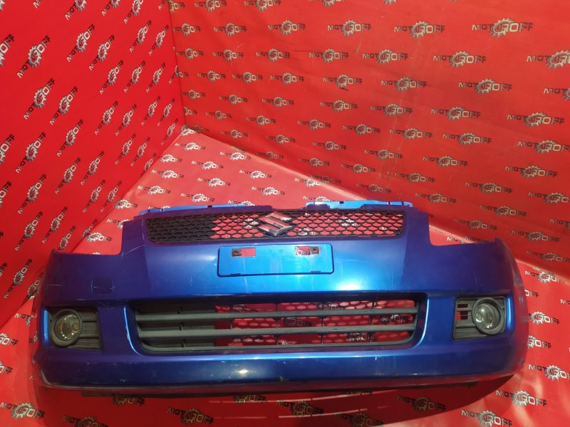 Бампер Suzuki Swift ZC11S M13A 2004 передний (б/у)