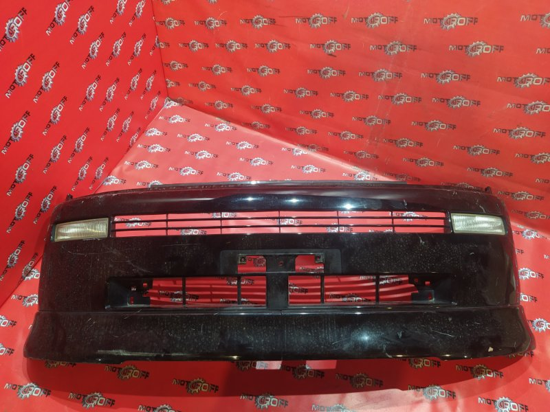 Бампер Toyota Bb NCP30 2NZ-FE 2000 передний (б/у)