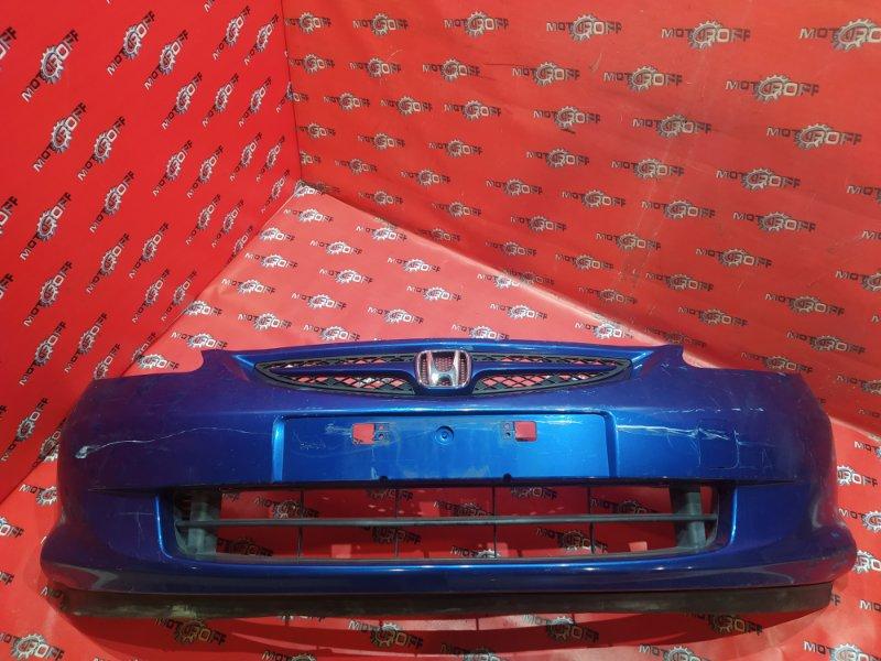 Бампер Honda Fit GD1 L13A 2004 передний (б/у)