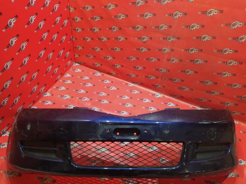 Бампер Mazda Demio DY3W ZJ-VE 2002 передний (б/у)