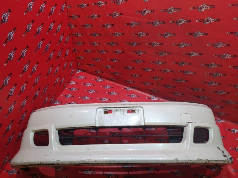 Бампер Honda Stepwgn RF3 K20A 2001 передний (б/у)