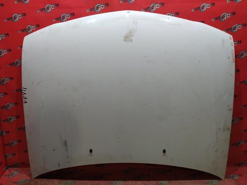 Капот Nissan Ad VFY11 QG15DE 1999 (б/у)