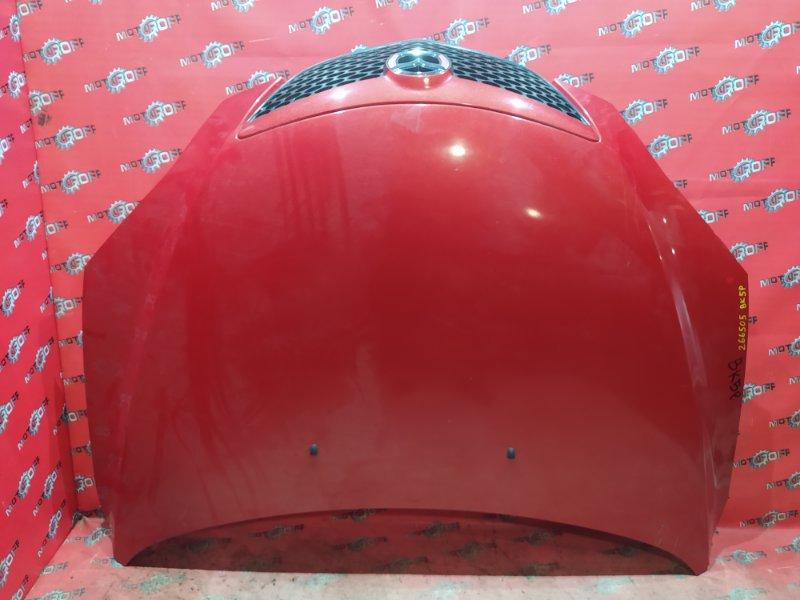 Капот Mazda Axela BK5P ZY-VE 2006 (б/у)