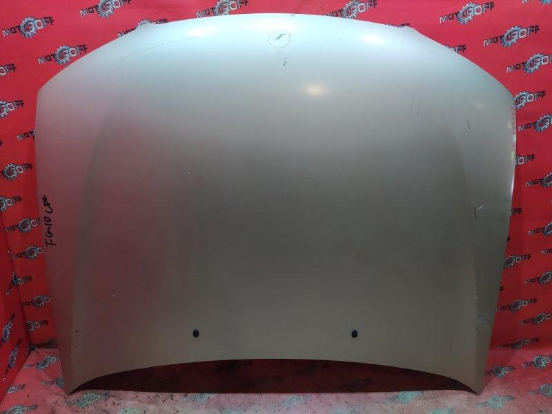 Капот Nissan Bluebird Sylphy QG10 QG18DE 2000 (б/у)
