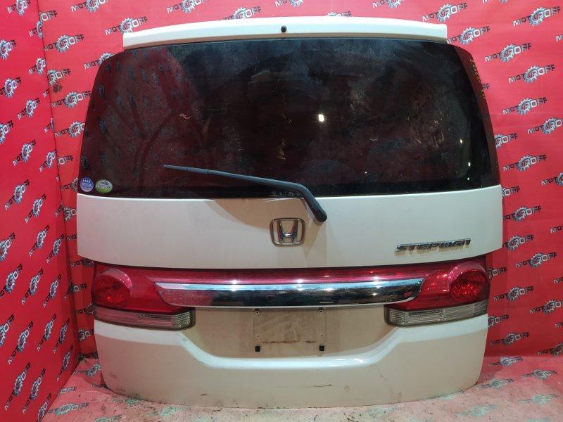 Дверь задняя багажника Honda Stepwgn RG1 K20A 2007 задняя (б/у)
