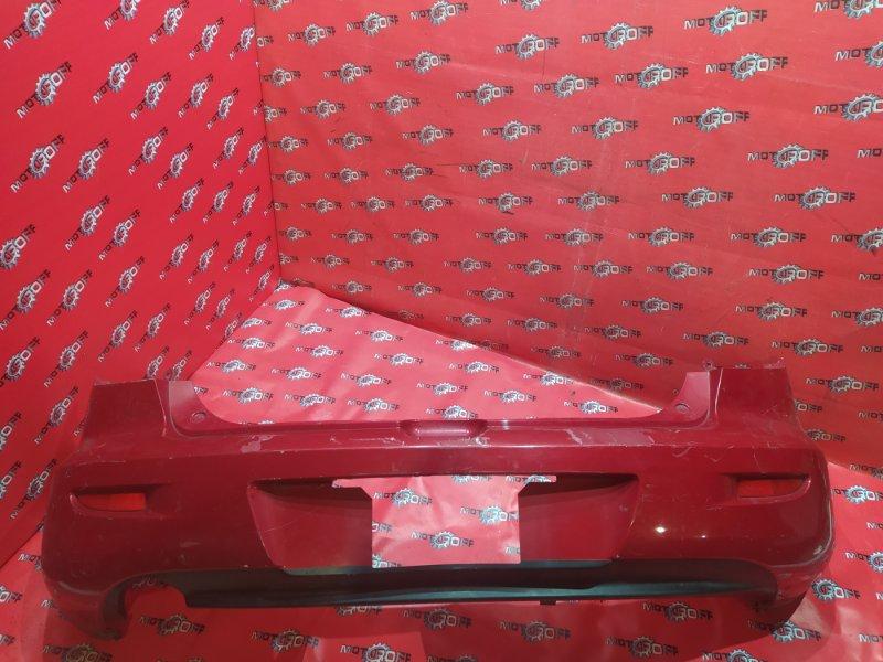 Бампер Mazda Axela BK5P ZY-VE 2003 задний (б/у)
