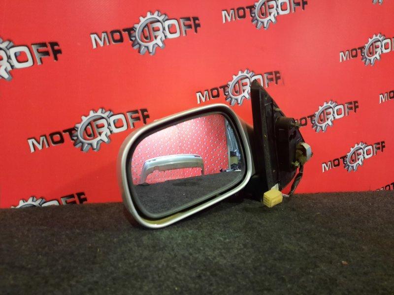 Зеркало боковое Suzuki Swift HT51S M13A 2000 левое (б/у)