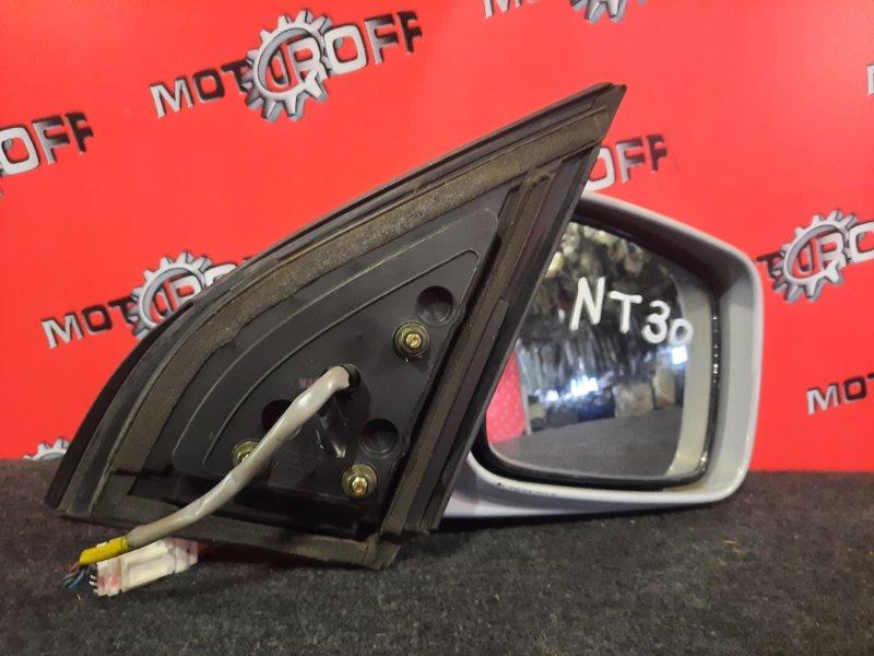 Зеркало боковое Nissan X-Trail NT30 QR20DE `2000 правое (б/у)