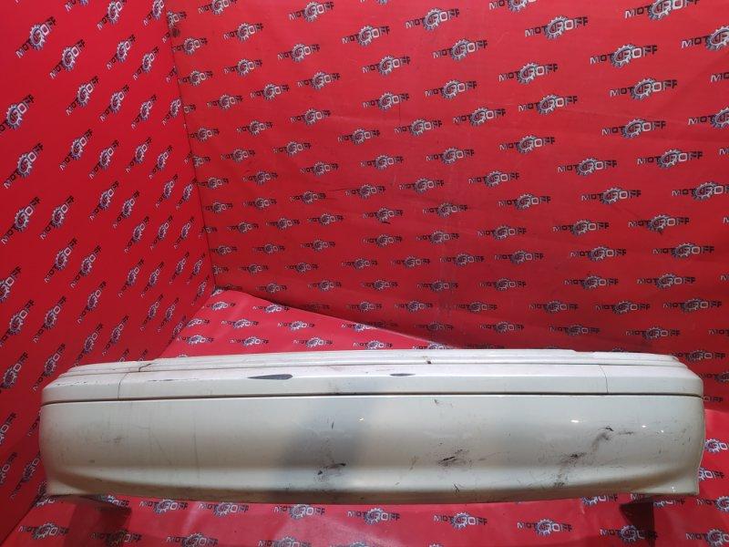 Бампер Nissan Bluebird Sylphy TG10 QR20DD 2000 задний (б/у)