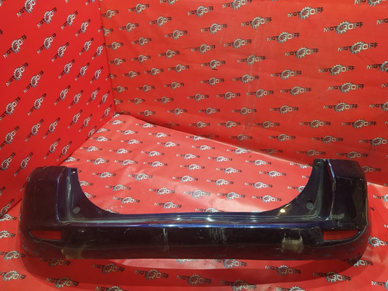 Бампер Mazda Demio DY3W ZJ-VE 2002 задний (б/у)