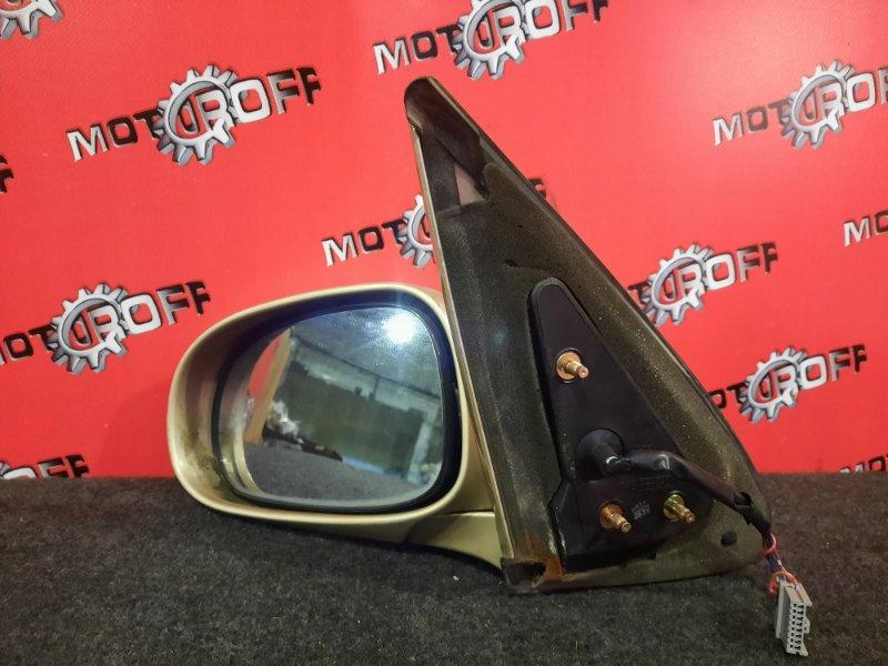 Зеркало боковое Nissan Bluebird Sylphy TG10 QR20DD 2000 левое (б/у)