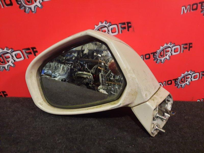 Зеркало боковое Honda Stepwgn RG1 K20A 2005 левое (б/у)