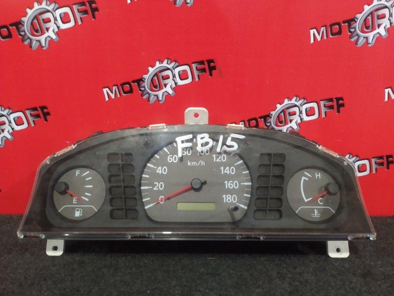 Комбинация приборов (спидометр) Nissan Sunny FB15 QG15DE 1998 (б/у)