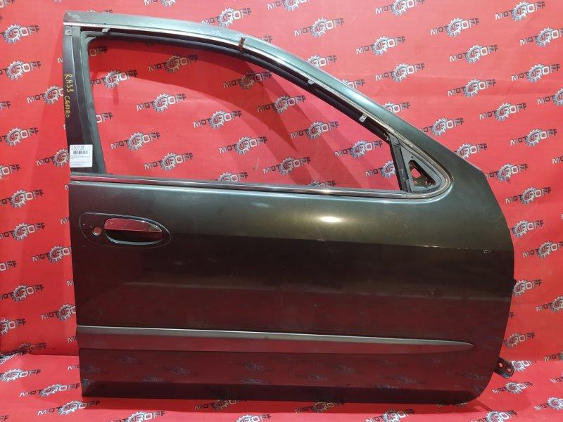 Дверь боковая Nissan Cefiro A33 VQ20DE 1998 передняя правая (б/у)