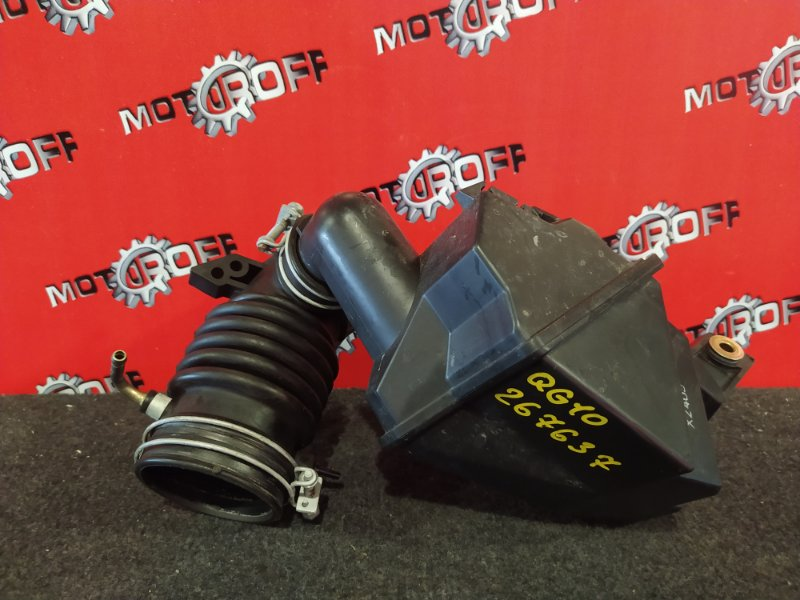 Патрубок воздушного фильтра Nissan Bluebird Sylphy QG10 QG18DE 2000 (б/у)
