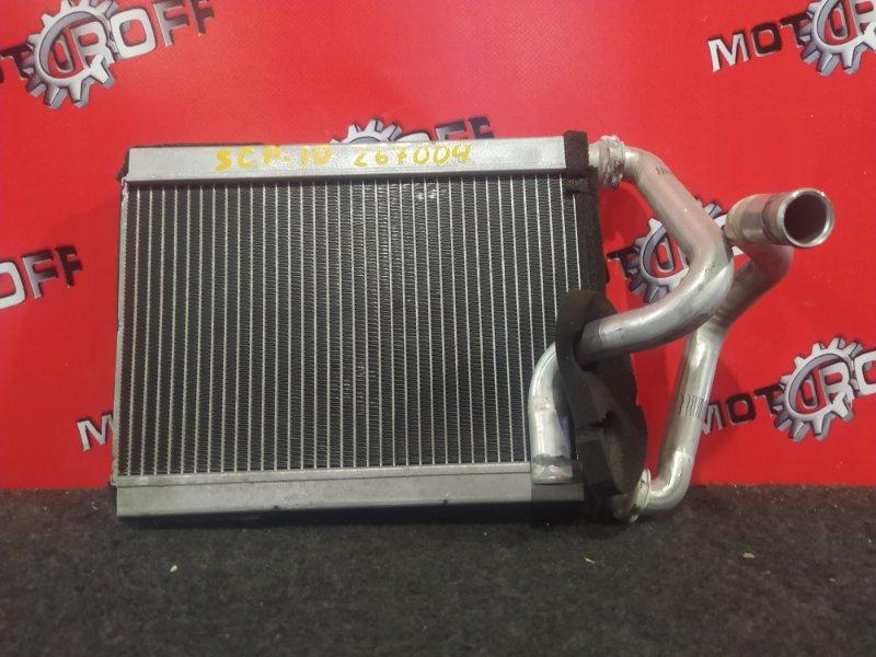 Радиатор отопителя Toyota Vitz SCP10 1SZ-FE 1999 (б/у)