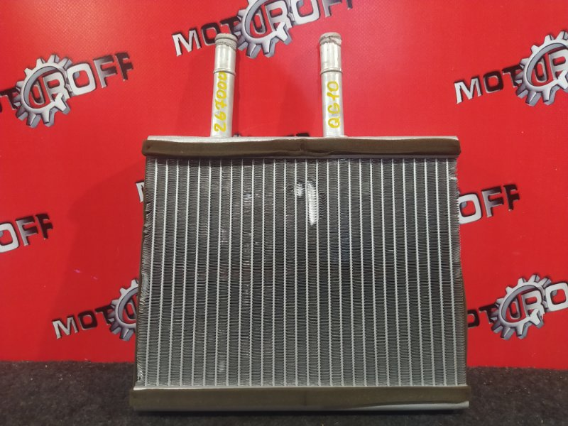 Радиатор отопителя Nissan Bluebird Sylphy TG10 QR20DD 2000 (б/у)