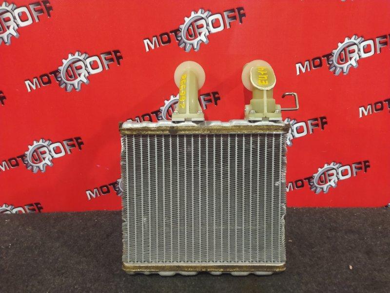 Радиатор отопителя Nissan Bluebird QU14 QG18DE 1996 (б/у)