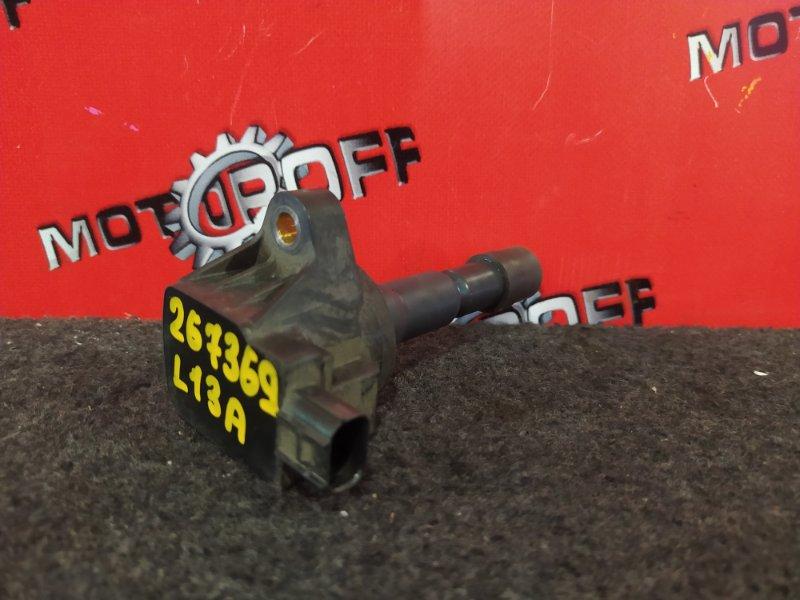 Катушка зажигания Honda Fit GD2 L13A 2001 задняя (б/у)
