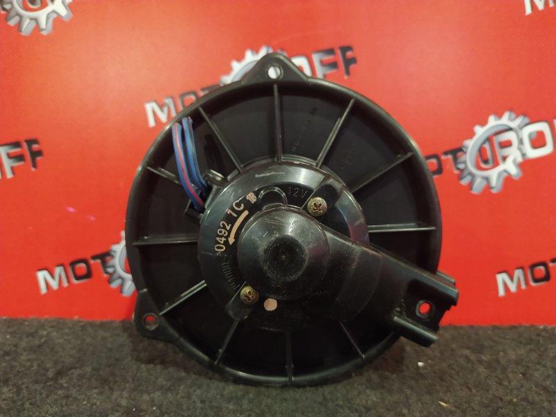 Вентилятор (мотор отопителя) Toyota Vitz SCP10 1SZ-FE 1999 (б/у)