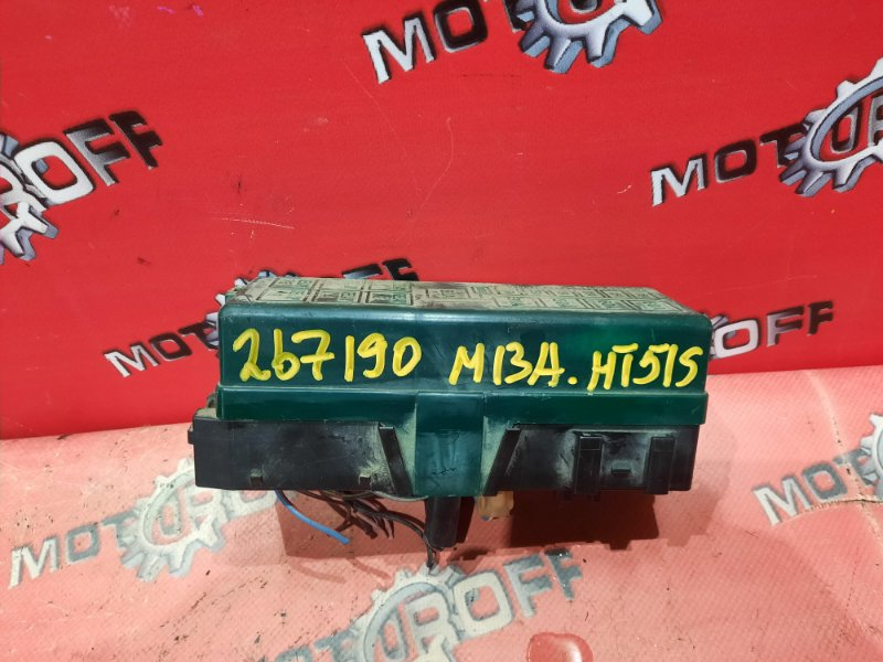 Блок реле и предохранителей Suzuki Swift HT51S M13A 2000 (б/у)