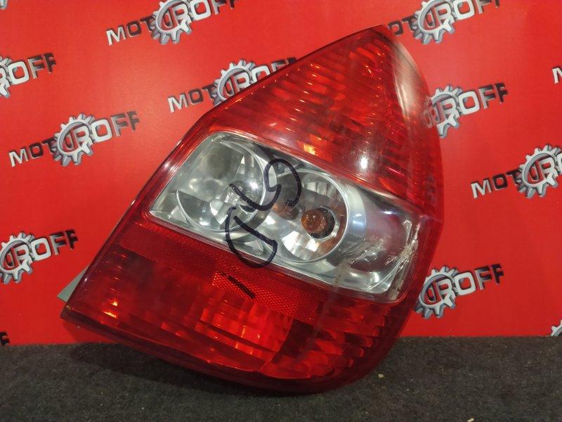 Фонарь (стоп-сигнал) Honda Fit GD1 L13A 2001 задний правый (б/у)