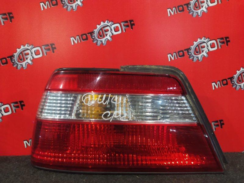 Фонарь (стоп-сигнал) Nissan Bluebird EU14 SR18DE 1996 задний левый (б/у)