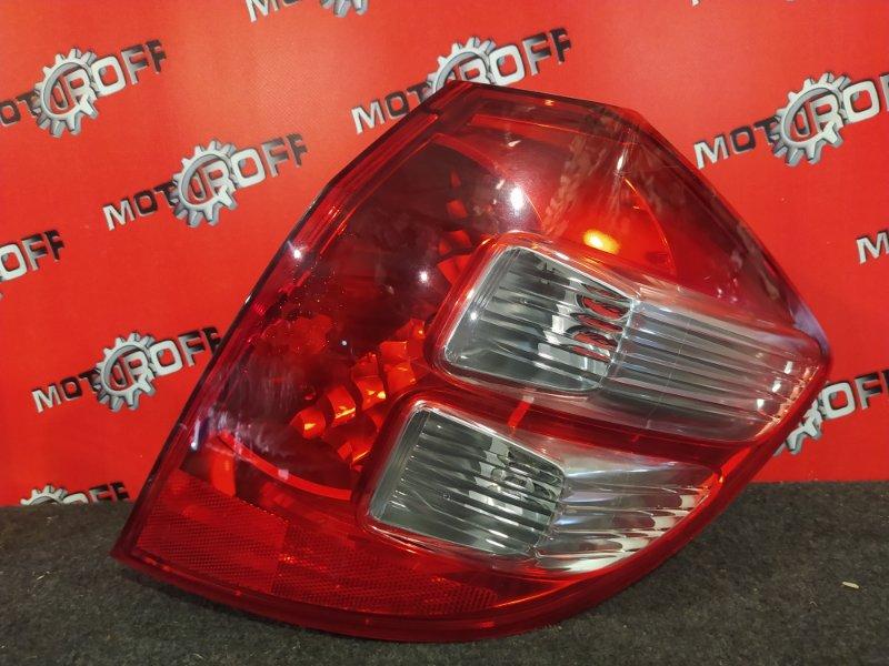 Фонарь (стоп-сигнал) Honda Fit GE6 L13A 2007 задний правый (б/у)